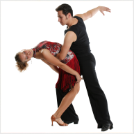 Dansuri Sportive, Salsa, de Societate